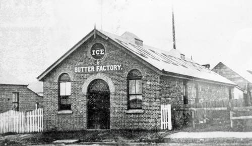 Ice and butter factory, 9 The Terrace, North Ipswich