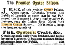 Premier Oyster Saloon