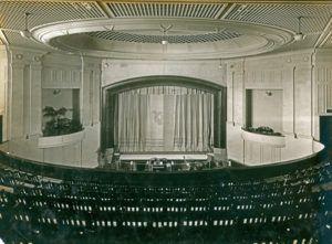 Wintergarden Theatre 1940