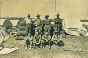 Redbank Army Camp